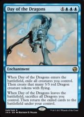 Day of the Dragons on Channel Fireball