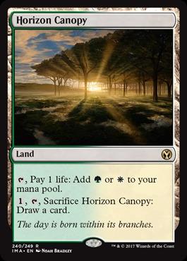 Horizon Canopy