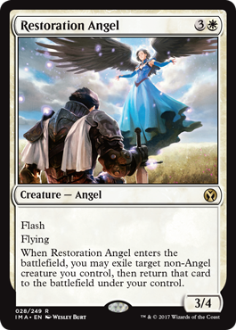 Restoration Angel - Foil