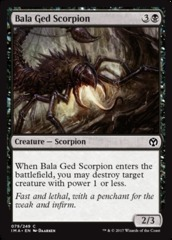 Bala Ged Scorpion - Foil