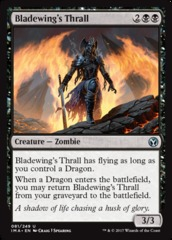 Bladewing's Thrall - Foil