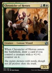 Chronicler of Heroes - Foil