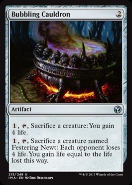 Bubbling Cauldron - Foil