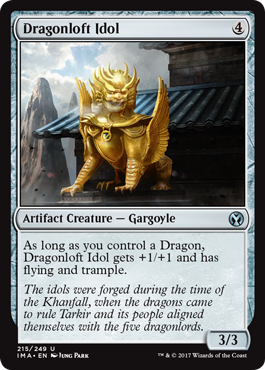 Dragonloft Idol - Foil