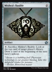Mishra's Bauble - Foil