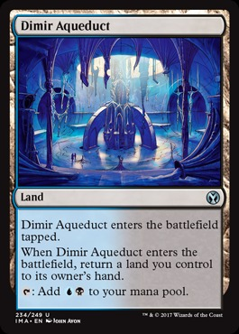 Dimir Aqueduct - Foil