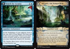 Search for Azcanta - Foil