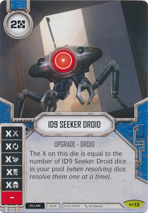 ID9 Seeker Droid