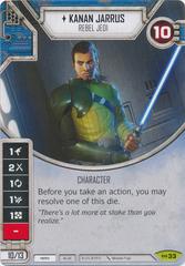 Kanan Jarrus - Rebel Jedi
