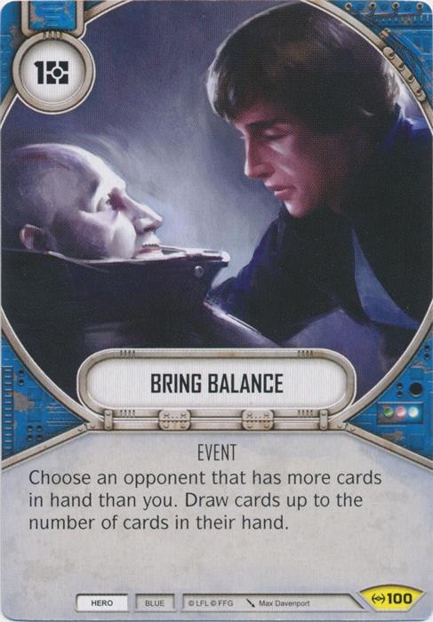 Bring Balance