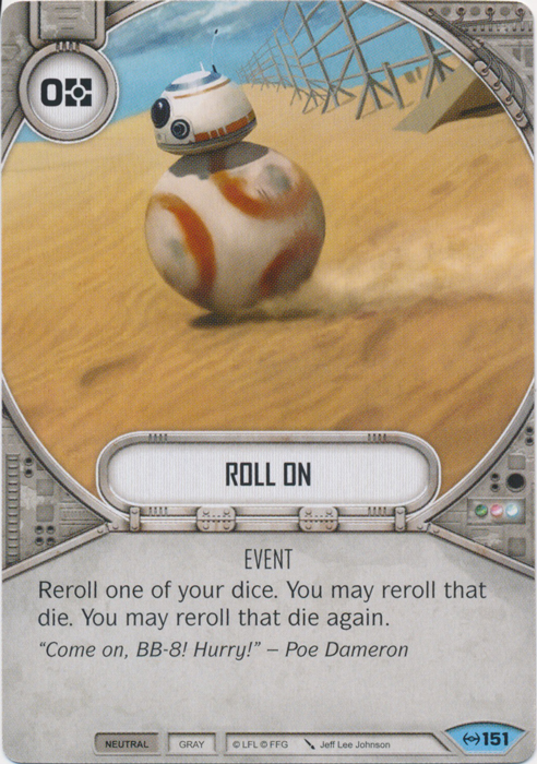 Roll On - Star Wars Destiny » Empire at War - CategoryOneGames