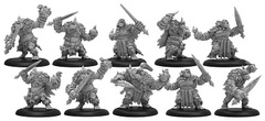 Trollblood Northkin Raiders Unit Box