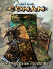Conan: Fields Of Glory & Thrilling Encounters Tile