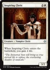 Inspiring Cleric