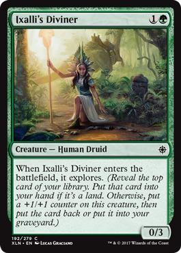 Ixallis Diviner