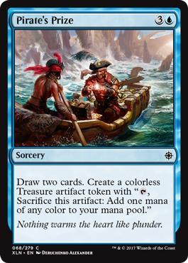 Pirates Prize
