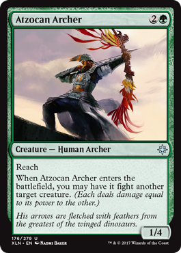 Atzocan Archer - Foil