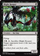 Blight Keeper - Foil on Channel Fireball