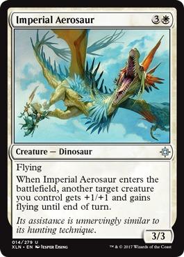 Imperial Aerosaur - Foil