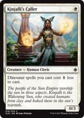 Kinjalli's Caller - Foil