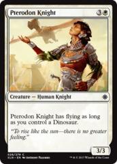 Pterodon Knight - Foil