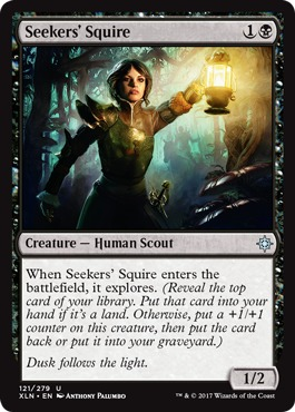 Seekers Squire - Foil