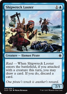 Shipwreck Looter - Foil