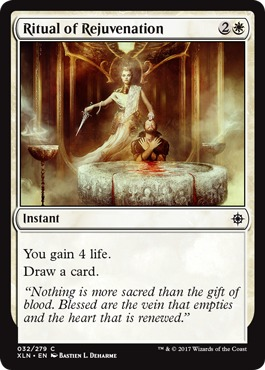 Ritual of Rejuvenation - Foil