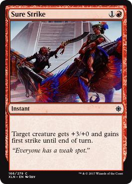 Sure Strike - Foil