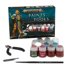 Age Of Sigmar Citadel Essentials Set Can