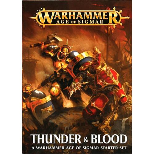 Age Of Sigmar: Thunder & Blood
