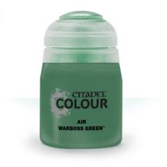 Air: Warboss Green
