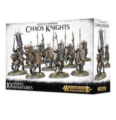 Slaves to Darkness Chaos Knights ( w-83-09 )