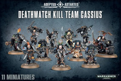 Deathwatch Kill Team Cassius