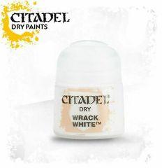 Dry: Wrack White