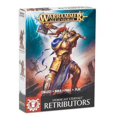 Stormcast Eternals Easy To Build: Retributors ( 71-02-N )