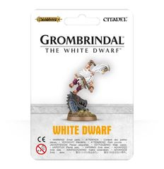 TWD01 Grombrindal: The White Dwarf