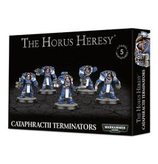 Horus Heresy: Cataphractii Terminators