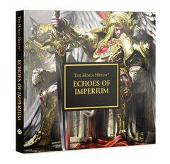 Horus Heresy: Echoes Of Imperium (Adb)