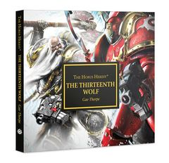 Horus Heresy:The Thirteenth Wolf (Audbk)