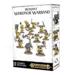 Ironjawz Weirdnob Warband ( 100-10-N )