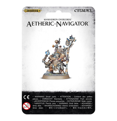Kharadron Overlords Aetheric Navigator ( 84-32 )