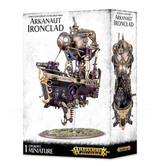 Kharadron Overlords Arkanaut Ironclad ( 84-40 )