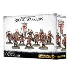 Khorne Bloodbound Blood Warriors ( 83-24 )