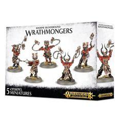 Khorne Bloodbound Wrathmongers ( 83-20 )