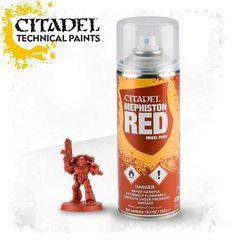 Mephiston Red Spray (6-Pack)
