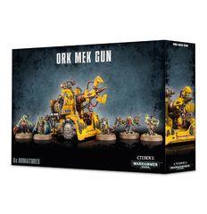 5026 Ork Mek Gun