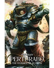 Primarchs: Perturabo: The Hammer of Olympia (HB)