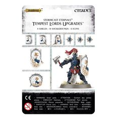 Stormcast Eternals Tempest Lords Upgrades