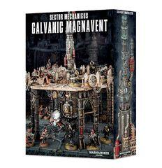 Sector Mechanicus: Galvanic Magnavent
